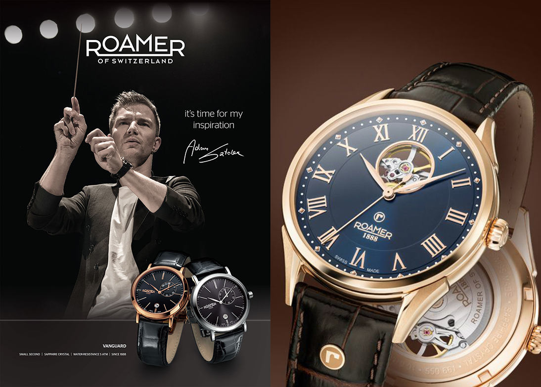 Roamer watches