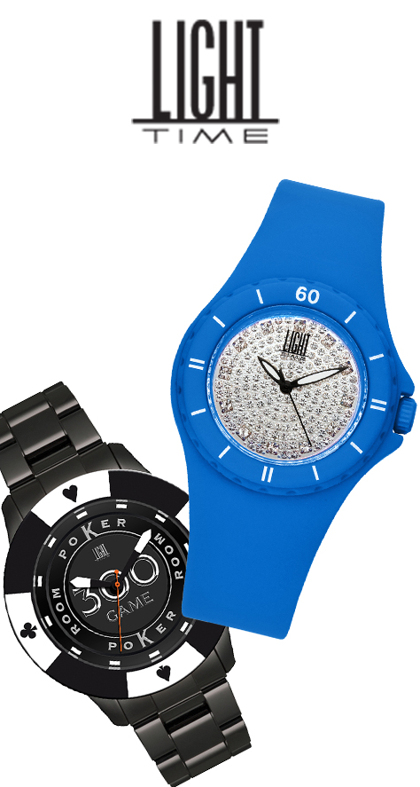 Light Time watches